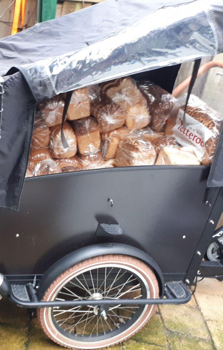 Brood uitgifte 2021